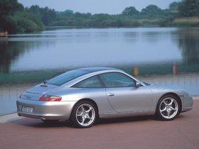 Ver foto 2 de Porsche 911 Targa 996 2002
