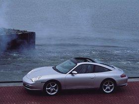 Ver foto 3 de Porsche 911 Targa 996 2002