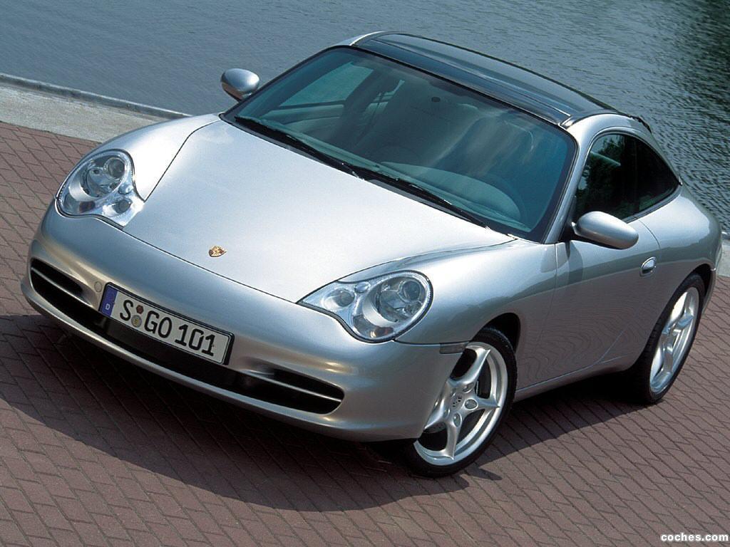 Foto 0 de Porsche 911 Targa 996 2002
