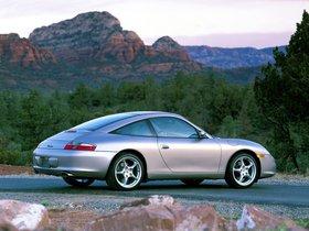 Ver foto 8 de Porsche 911 Targa 996 USA 2002