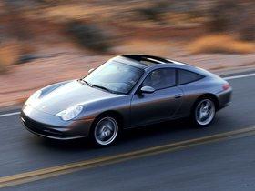 Ver foto 3 de Porsche 911 Targa 996 USA 2002