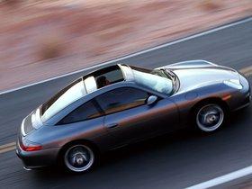 Ver foto 2 de Porsche 911 Targa 996 USA 2002