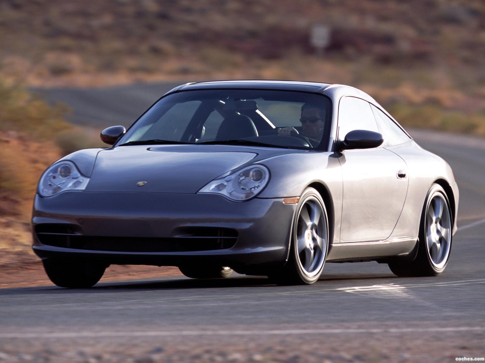 Foto 0 de Porsche 911 Targa 996 USA 2002