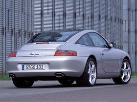 Ver foto 12 de Porsche 911 Targa 996 2002
