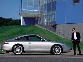 Ver foto 11 de Porsche 911 Targa 996 2002
