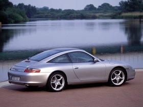 Ver foto 30 de Porsche 911 Targa 996 2002
