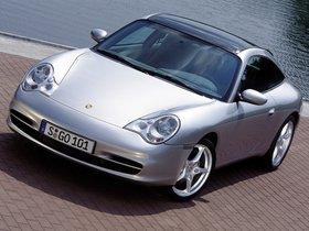 Ver foto 29 de Porsche 911 Targa 996 2002