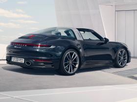 Ver foto 3 de Porsche 911 Targa 4S 2020