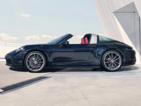 Ver foto 4 de Porsche 911 Targa 4S 2020
