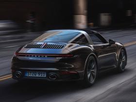 Ver foto 8 de Porsche 911 Targa 4S 2020
