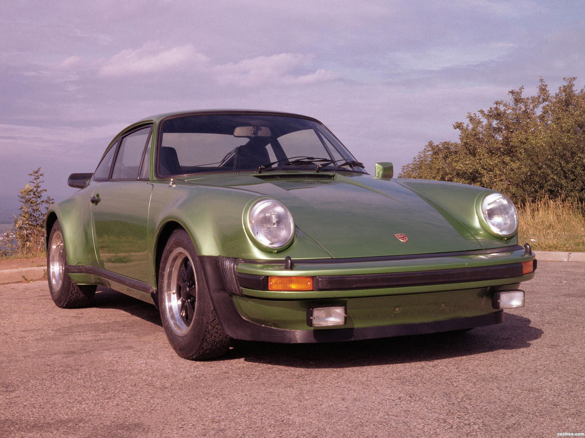 Foto 0 de Porsche 911 Turbo 3.0 Coupe 930 1975
