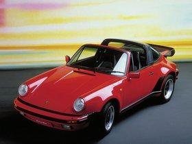Ver foto 3 de Porsche 911 Turbo Targa 930 1987