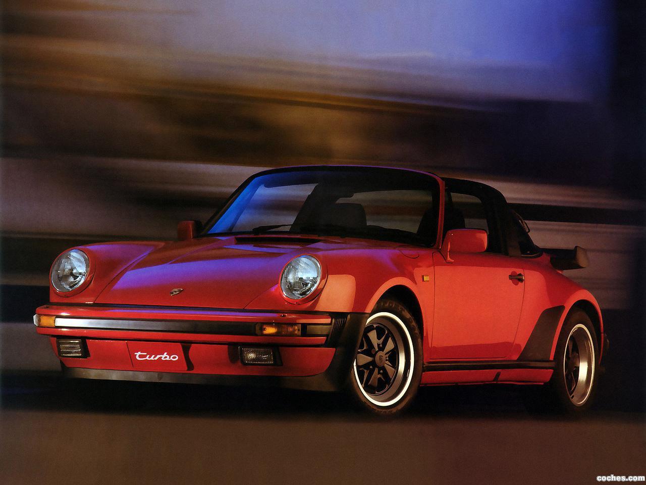 Foto 0 de Porsche 911 Turbo Targa 930 1987