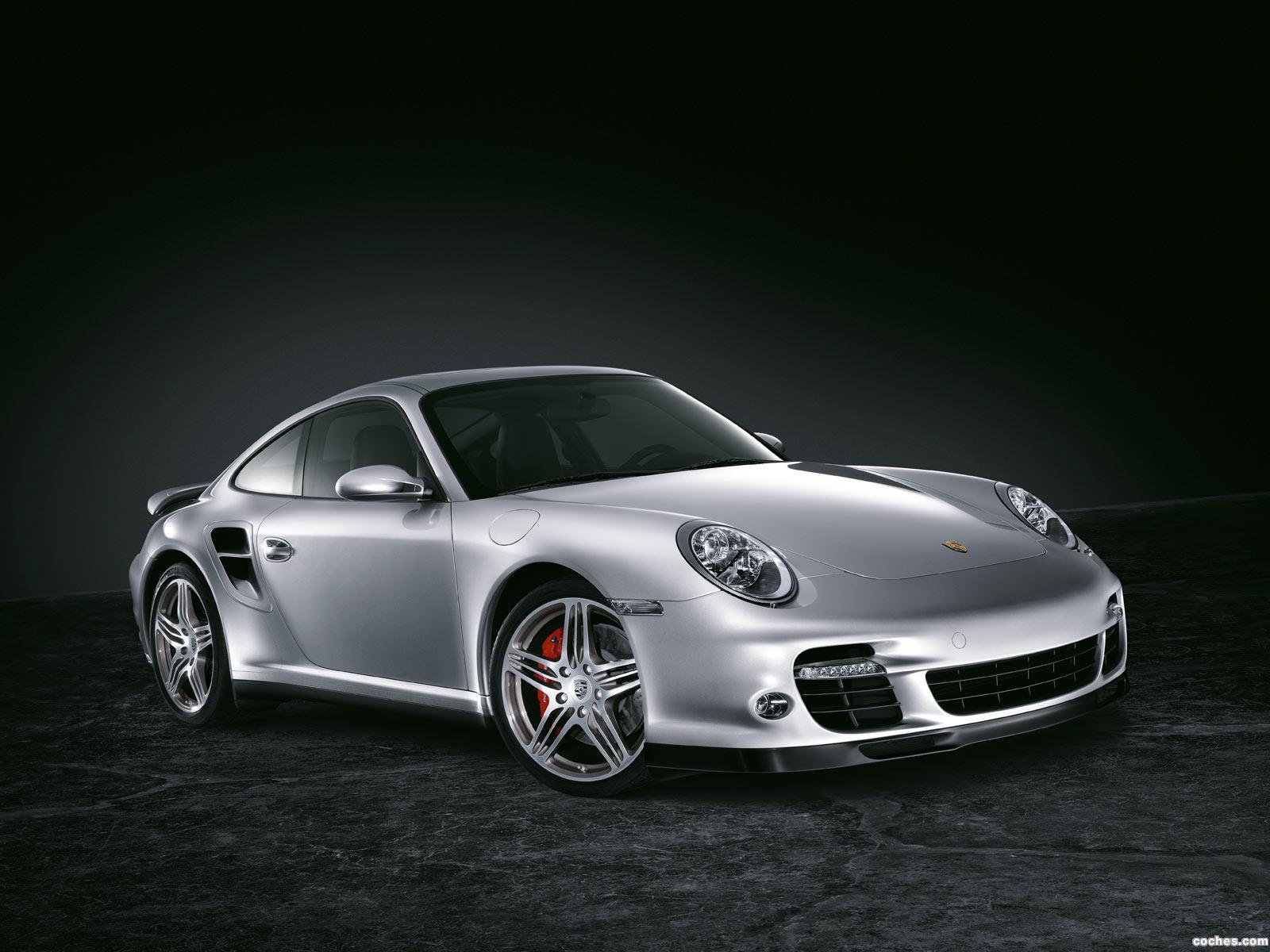 Foto 0 de Porsche 911 Turbo 997 2006