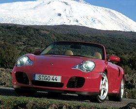Ver foto 4 de Porsche 911 Turbo Cabrio 2003