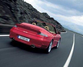 Ver foto 3 de Porsche 911 Turbo Cabrio 2003