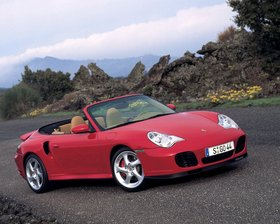 Ver foto 2 de Porsche 911 Turbo Cabrio 2003