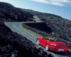 Fotos de Porsche 911 Turbo Cabrio 2003