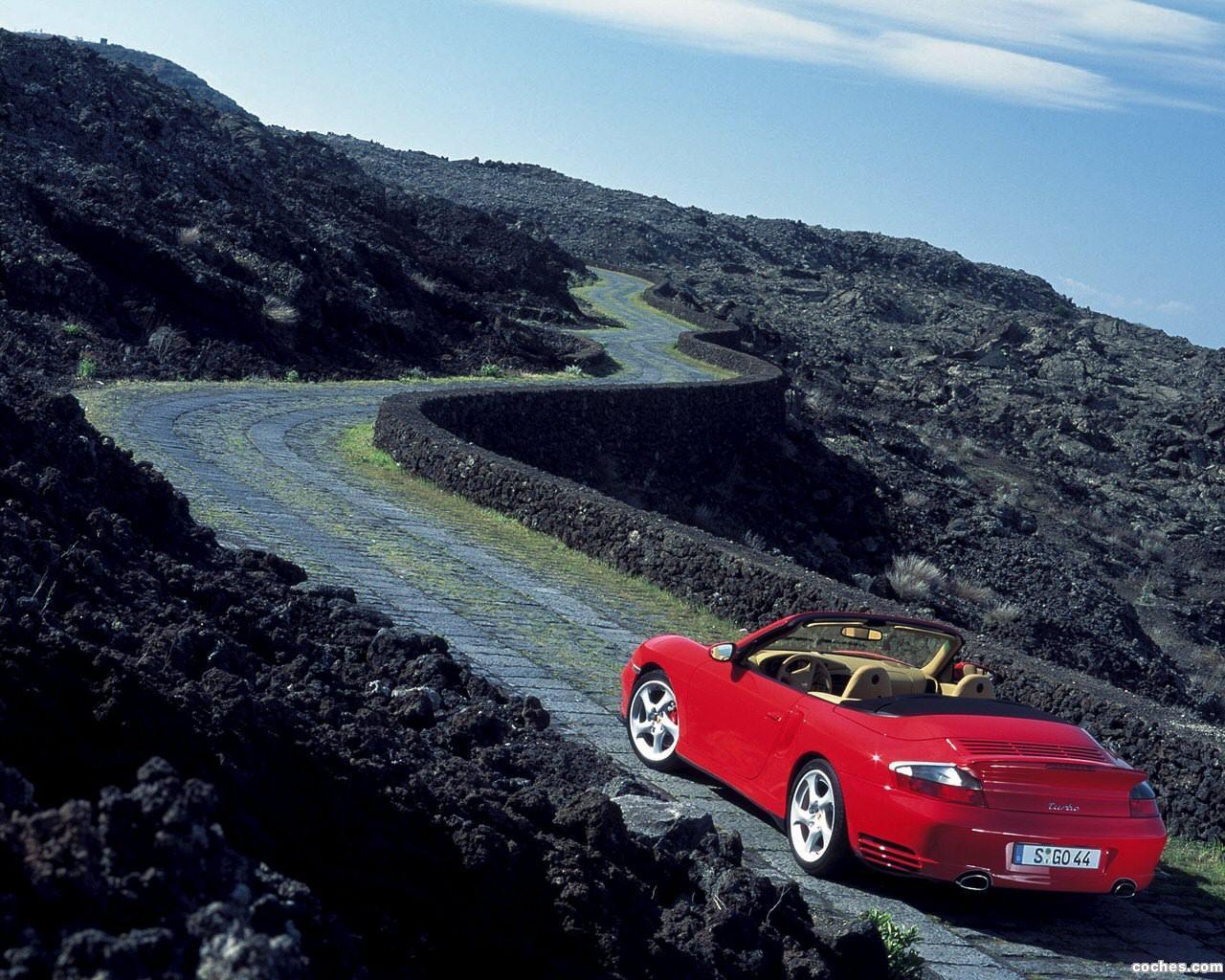 Foto 0 de Porsche 911 Turbo Cabrio 2003