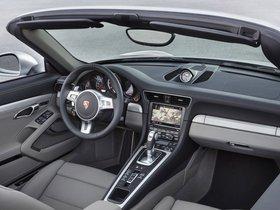 Ver foto 9 de Porsche 911 Turbo Cabriolet 991 2013