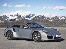 Ver foto 7 de Porsche 911 Turbo Cabriolet 991 2013