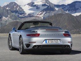 Ver foto 6 de Porsche 911 Turbo Cabriolet 991 2013