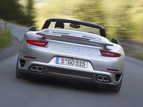Ver foto 5 de Porsche 911 Turbo Cabriolet 991 2013