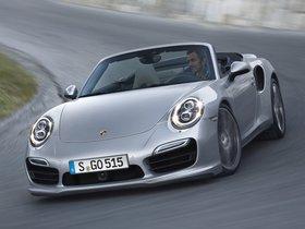 Ver foto 4 de Porsche 911 Turbo Cabriolet 991 2013