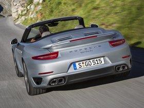 Ver foto 3 de Porsche 911 Turbo Cabriolet 991 2013