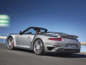 Ver foto 2 de Porsche 911 Turbo Cabriolet 991 2013