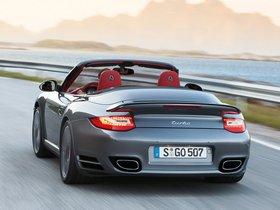 Ver foto 3 de Porsche 911 Turbo Cabriolet 997 2009
