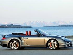Ver foto 2 de Porsche 911 Turbo Cabriolet 997 2009