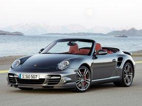 Ver foto 1 de Porsche 911 Turbo Cabriolet 997 2009