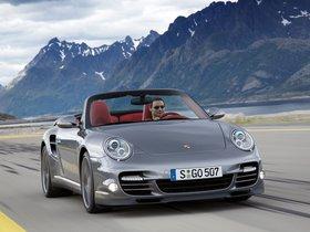 Ver foto 12 de Porsche 911 Turbo Cabriolet 997 2009