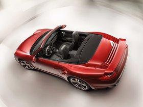 Ver foto 10 de Porsche 911 Turbo Cabriolet 997 2009