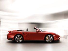 Ver foto 8 de Porsche 911 Turbo Cabriolet 997 2009
