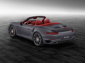 Ver foto 2 de Porsche 911 Turbo Cabriolet by Exclusive 2014