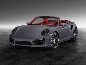 Fotos de Porsche 911 Turbo Cabriolet by Exclusive 2014