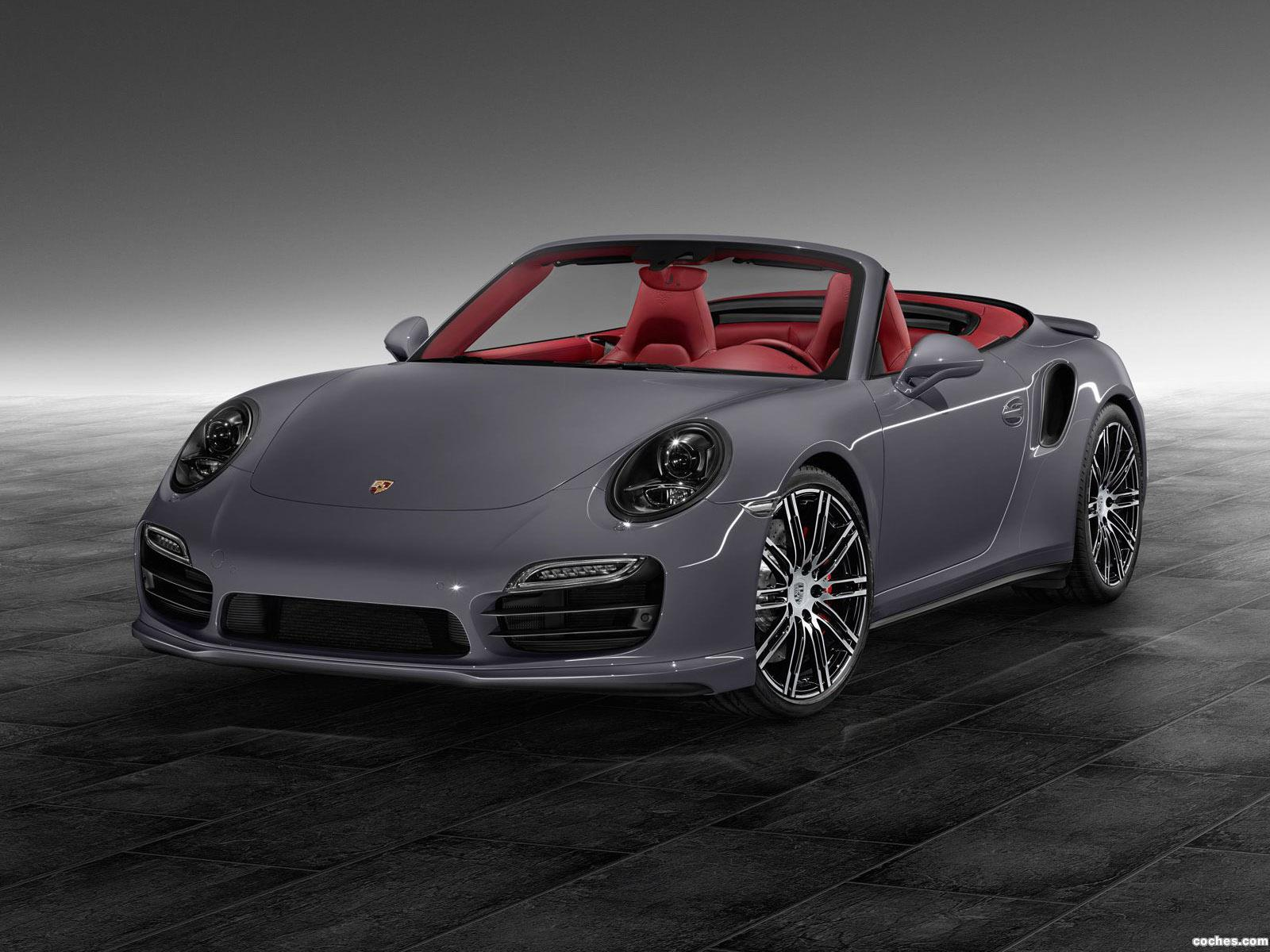 Foto 0 de Porsche 911 Turbo Cabriolet by Exclusive 2014