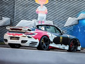 Ver foto 5 de Porsche 911 Turbo Convertible TIP Exclusive 2016