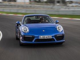 Ver foto 8 de Porsche 911 Turbo Coupe 991 2016
