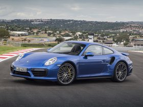 Ver foto 7 de Porsche 911 Turbo Coupe 991 2016