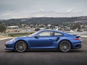Ver foto 5 de Porsche 911 Turbo Coupe 991 2016