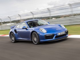 Ver foto 4 de Porsche 911 Turbo Coupe 991 2016
