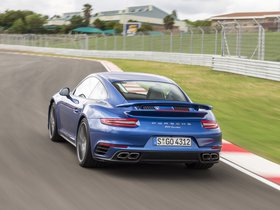 Ver foto 3 de Porsche 911 Turbo Coupe 991 2016