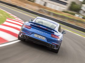 Ver foto 2 de Porsche 911 Turbo Coupe 991 2016