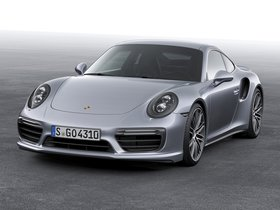 Ver foto 16 de Porsche 911 Turbo Coupe 991 2016
