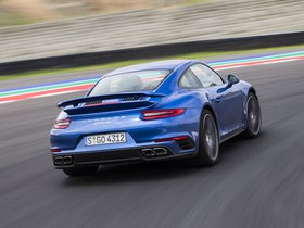 Ver foto 14 de Porsche 911 Turbo Coupe 991 2016