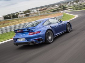 Ver foto 12 de Porsche 911 Turbo Coupe 991 2016