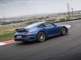 Ver foto 11 de Porsche 911 Turbo Coupe 991 2016